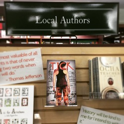 tick at Vroman's Bookstore