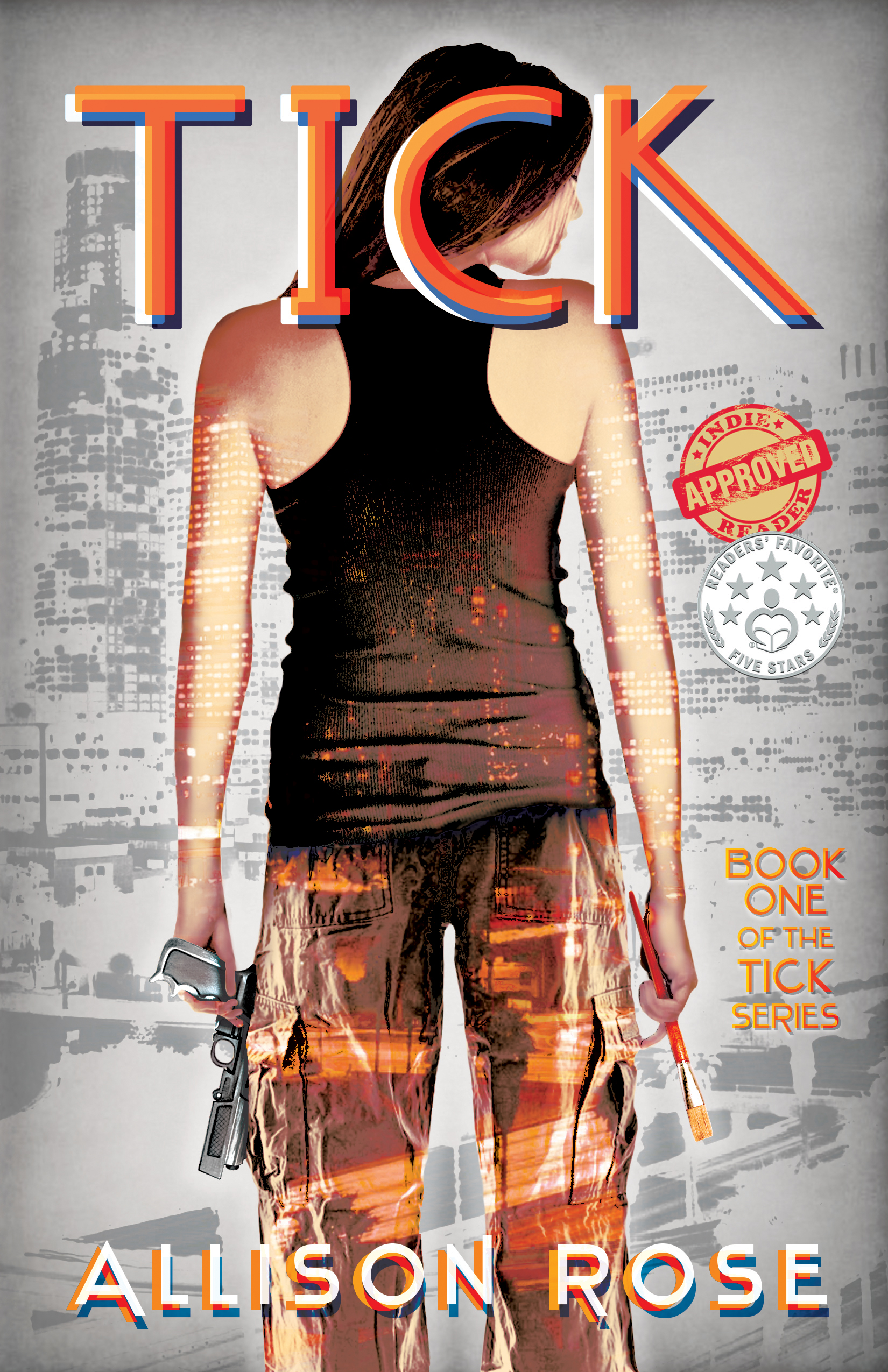 Tick by Allison Rose